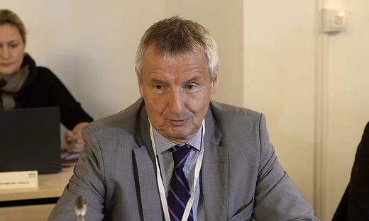 Ex-Wirtschaftsminister Martin Bartenstein (ÖVP)