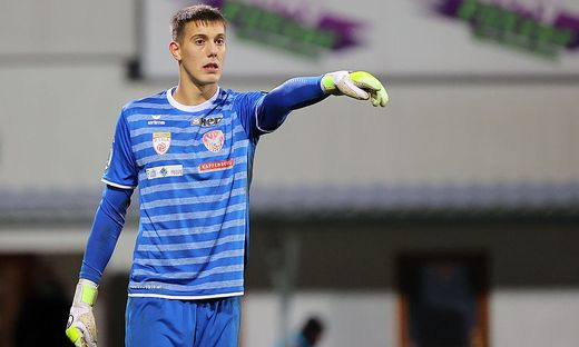 Der Weg stimmt: Franz Stolz steht im U21-Nationalteam