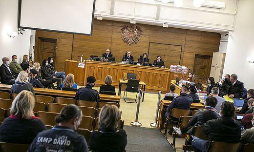 Das Urteil des Landesgerichts Klagenfurt ist rechtskräftig