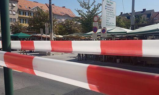 Kaiser-Josef-Platz: Neue Öffi-Haltestelle wird massiv ausgeführt
