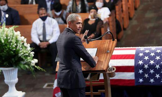 John Lewis funeral