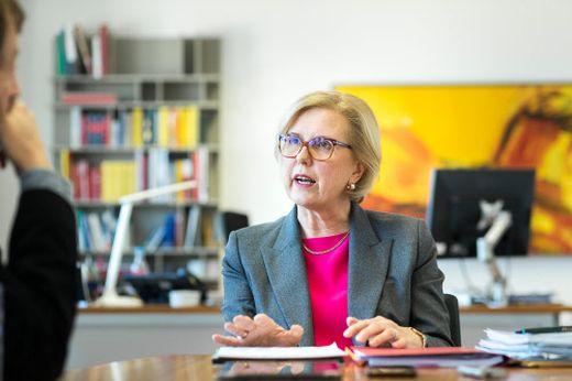 Rechnungshofpräsidentin Margit Kraker