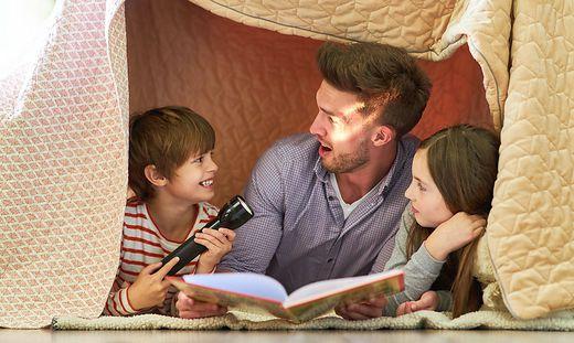 Durch Lesen sind Abenteuerlust und Wissensdurst keine Grenzen gesetzt