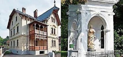 Revitalisierungsfonds kürte Villa Annaheim und Winterkapelle