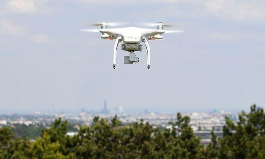 Wien Drohne Flog Uber Fkk Bereich Von Freibad Gasenhaufel
