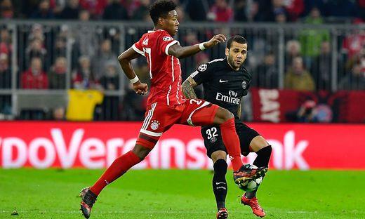 Bayern München spielt in Klagenfurt gegen Paris