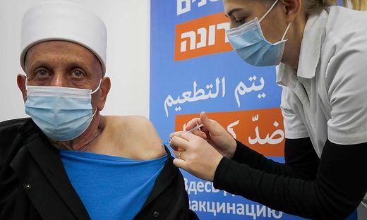 Der Coronavirus-Impfstoff scheint gut zu wirken, wie Studienergebnisse aus Israel belegen