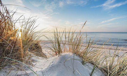 Sylt, Strandabschnitt
