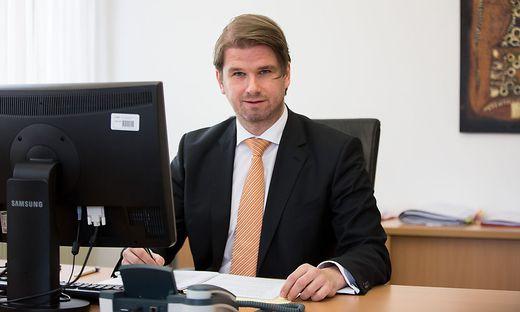 Günter Bauer, Präsident des Landesrechnungshofs