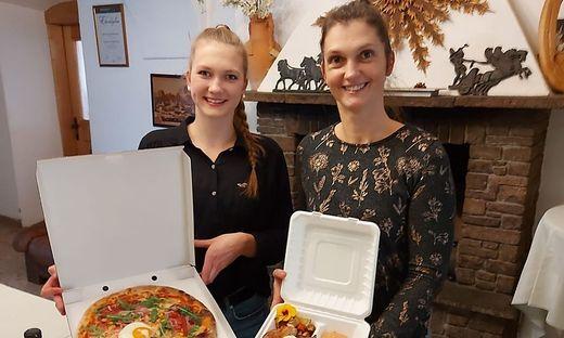 Das Team vom Trefflinger Wirt verwöhnt auch im Corona-Lockdown kulinarisch