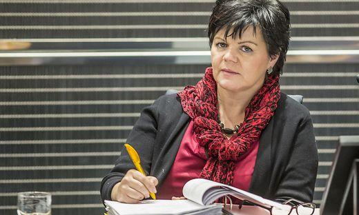 Ende Jänner räumt Ruth Feistritzer den Stadtsenatssessel