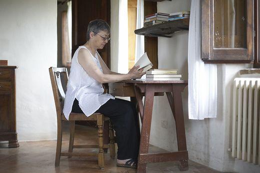 Die US-Autorin Sigrid Nunez