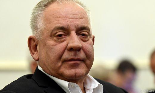 Der kroatische Ex-Premier Ivo Sanader