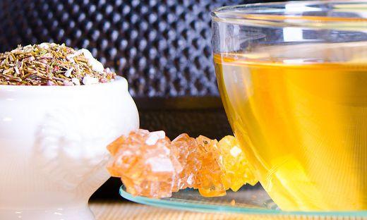 entspannt tee genieszen
