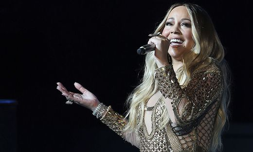 Mariah Careys Christmas-Song hat die US-Charts erobert
