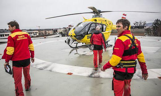 Einsatz für Rettungshubschrauber Christophorus 14 (Sujet)