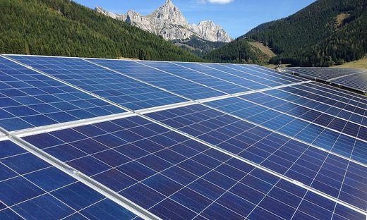 Strom aus Sonnenkraftwerken zum Freundschaftspreis verkaufen soll forciert werden (Symbolfoto)