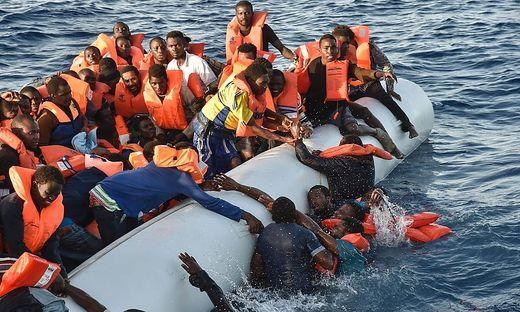 """""""Europa könnte diese Krise lösen"""", meint Gerald Knaus"""