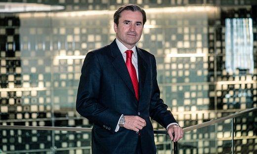 Geht mit Ende Mai: ams-Finanzchef Michael Wachsler