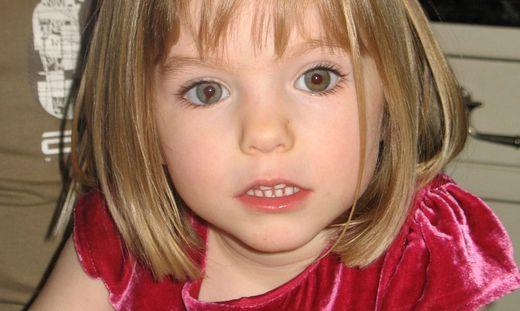 Die dreijährige Maddie McCann verschwand vor 13 Jahren
