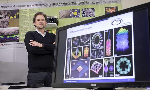TU Graz, Prof. Harald Plank & Team