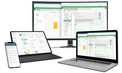 Intact: Software für Zertifizierungsstellen