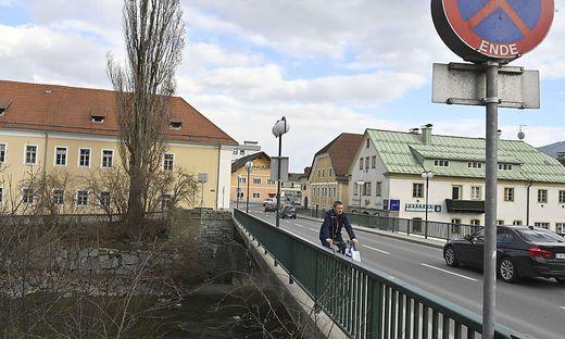 Lieserbrücke in Spittal