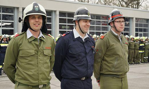 Marco Adler, Johannes Hofer, Frederik Harkam