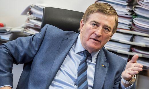 Arbeiterkammerpräsident Günther Goach