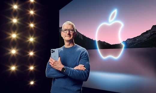 Apple-Chef Timo Cook kämpft um sein Geschäftsmodell