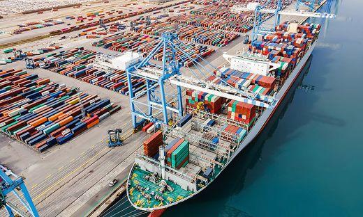 Am stärksten stiegen die Importe aus China