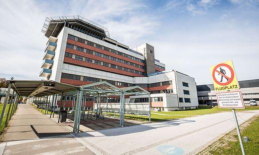 Klinikum Klagenfurt Altbau