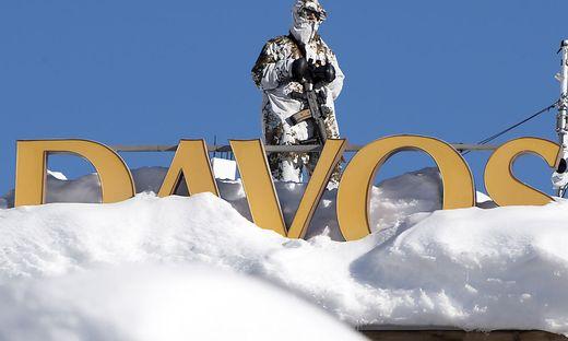 Im Schweizer Nobelskiort Davos treffen sich kommende Woche Experten und Staatschefs aus der ganzen Welt