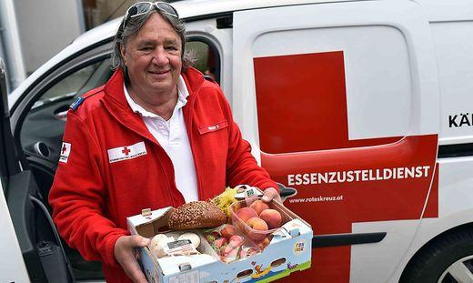 Ewald Sabitzer aus Treibach ist seit 2018 auch stellvertretender Ortsstellenleiter in Friesach