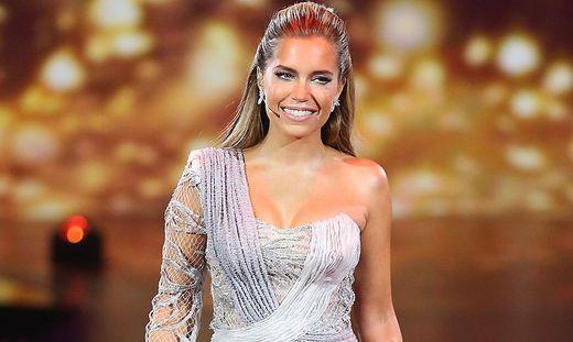 Model und Moderatorin Sylvie Meis