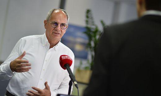 Der Intensivkoordinator des Landes, Rudolf Likar