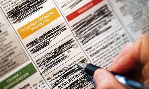 Als Folge der Corona-Pandemie ist die Arbeitslosigkeit in Österreich in für heimische Begriffe schwindelerregende Höhen gestiegen