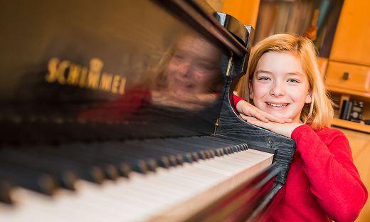Eine Karriere als Pianist hat Elias Keller ganz fest im Visier