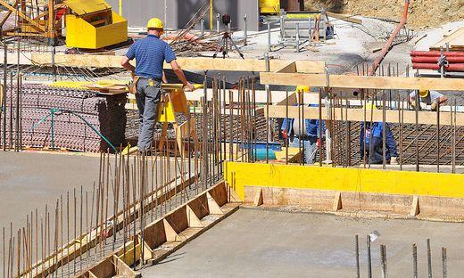 Vor allem die Bauindustrie leidet unter der Entsenderichtlinie