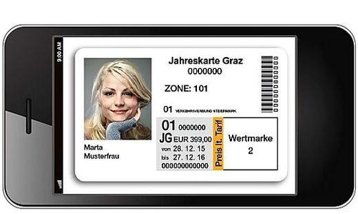 """Die App """"Graz mobil"""" wird sämtliche Fahrkartenmodelle anzeigen"""