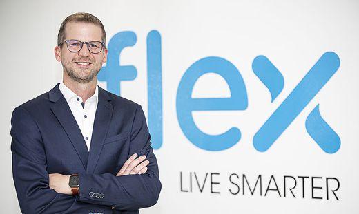 Neuer Flex-Geschäftsführer Martin Reiner
