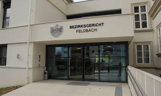 Auch der zweite Prozesstag fand am Bezirksgericht Feldbach statt