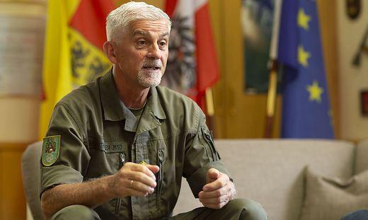 Brigadier Walter Gitschthaler