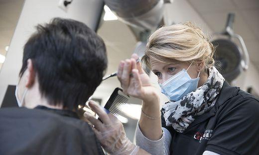 Am kommenden Montag öffnen die Friseure wieder ihre Salons