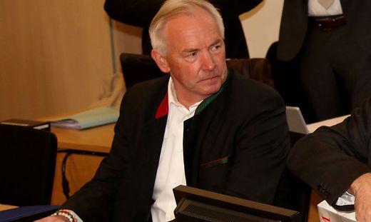 Gerhard Dörfler kommt in der schriftlichen Urteilsbegründung schlecht weg