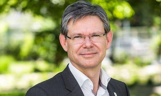 Der neue Drei-CEO Rudolf Schrefl