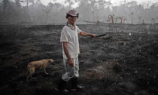 Bilder der Zerstörung aus Brasilien