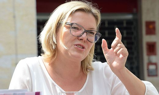 Politologin Kathrin Stainer-Hämmerle