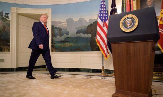 US-SYRIA-IRAQ-POLITICS-TRUMP-IS