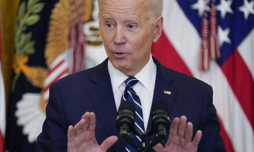 Joe Biden nimmt an EU-Gipfel teil